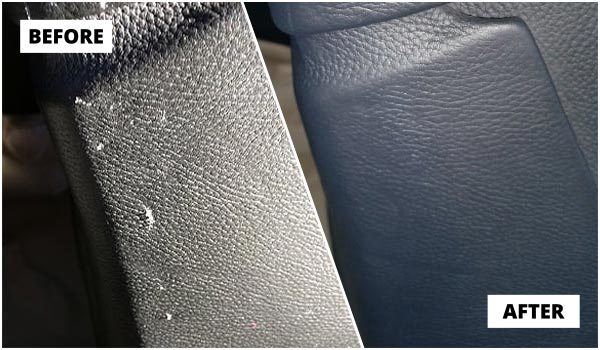 Plastic car interior repairs